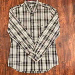 Fitted Express dress shirt LARGE